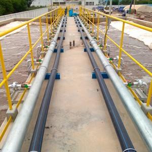 Tratamento de água de geladeiras industriais