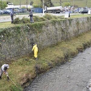 Desassoreamento de rios