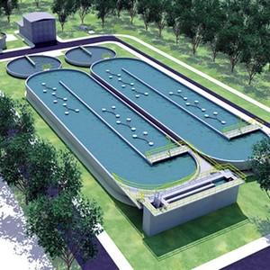 Estação tratamento da água