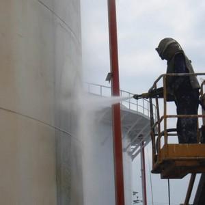 Hidrojateamento de alta pressão sp