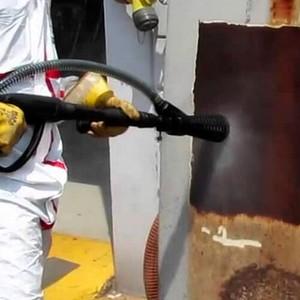 Hidrojateamento para trocadores de calor sp