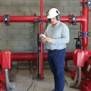 Válvula redutora de pressão hidráulica