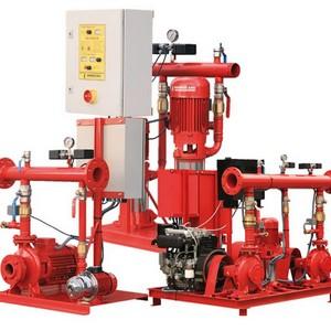 Sistema de hidrantes sp