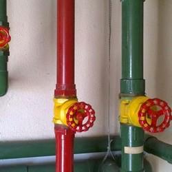 Instalação de barriletes em SP