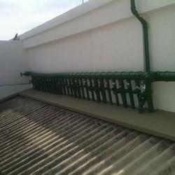 Instalação de barriletes