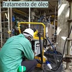 Tratamento de fluido hidráulico