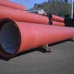 Tubo de ferro fundido para esgoto no abc