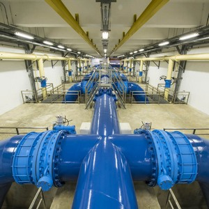 Empresas que fazem tratamento de água